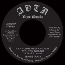 JEANIE TRACY / CAN I COME OVER AND PLAY WITH YOU TONIGHT