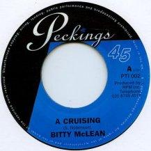 Bitty McLean / A Cruising (A.B面クレジット逆) - Baby Tonight