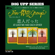 JON-WITE GROUP / AT LEAST WE HAD EACH OTHER / YOU'RE NOT YOUR ONLY FRIEND