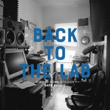RAPH / BACK TO THE LAB HIP HOP HOME STUDIOS (BOOK)