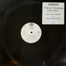 OMAR / THERE'S NOTHING LIKE THIS (USED)
