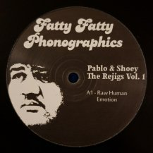 PABLO & SHOEY / RE-JIGS VOL.1 (USED)