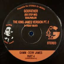 V.A. / GAMM DOIN' JAMES PART4 (USED)