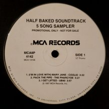 V.A./ HALF BAKED SOUNDTRACK 5 SONG SAMPLER (USED)