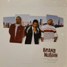BRAND NUBIAN / WHO WANNA BE A STAR (USED)
