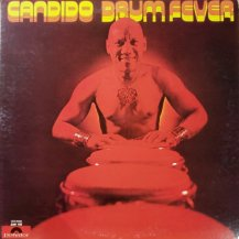 CANDIDO / DRUM FEVER -LP- (USED)