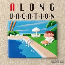 CHiP SHOP BOYZ WiTH ANDROiD SiNGERS ORCHESTRA / 大瀧詠一作品『A LONG VACATION』南国アンドロイド・カバー -LP-