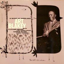 ART BLAKEY QUINTET / A NIGHT AT BIRDLAND VOL.1 -LP- (USED)