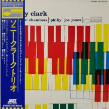 SONNY CLARK TRIO / SONNY CLARK TRIO -LP- (USED)