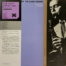 ART PEPPER / THE EARLY SHOW -LP- (USED)