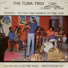 THE TUBA TRIO / ESSENCE THE HEAT AND WARMTH OF FREE JAZZ VOL.1 -LP- (USED)