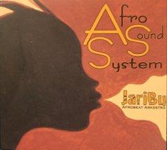 JARIBU AFROBEAT ARKESTRA / AFRO SOUND SYSTEM (CD・USED)