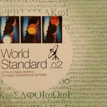 須永辰緒 / WORLD STANDARD.02 (CD・USED)