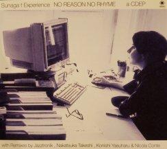 SUNAGA T EXPERIENCE / NO REASON NO RHYME (CD・USED)
