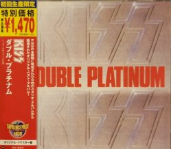 KISS / DOUBLE PLATINUM (CD・USED)