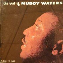 MUDDY WATERS / THE BEST OF MUDDY WATERS (CD・USED)
