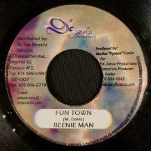BEENIE MAN / FUN TOWN (USED)