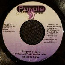 RESPECT PEOPLE / ANTHONY CRUZ (USED)
