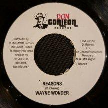 WAYNE WONDER / REASONS (USED)