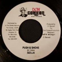PUSH & SHOVE / SIZZLA (USED)
