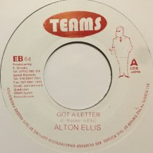ALTON ELLIS / GOT A LETTER