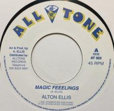 ALTON ELLIS / MAGIC FEELINGS