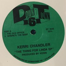 KERRI CHANDLER / THE THING FOR LINDA EP (USED)