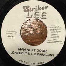 JOHN HOLT & THE PARAGONS / MAN NEXT DOOR (USED)