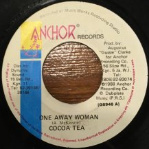 COCOA TEA / ONE AWAY WOMAN (USED)