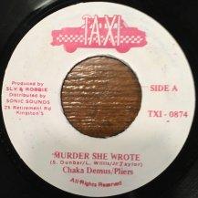 Chaka Demus / Piers / Murder She Wrote (USED)