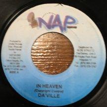 DA'VILLE / IN HEAVEN (USED)