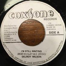DELROY WILSON / I'M STILL WATING (USED)