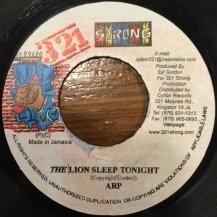 ARP / THE LION SLEEP TONIGHT (USED)