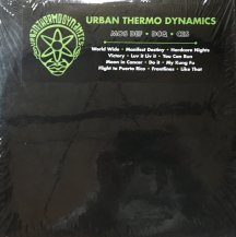 URBAN THERMO DYNAMICS / URBAN THERMO DYNAMICS -2LP- (USED)