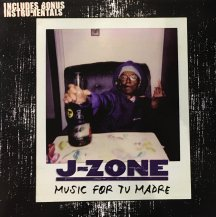 J-ZONE / MUSIC FOR TU MADRE -2LP- (USED)