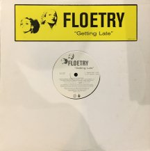 FLOETRY / GETTING LATE (USED)