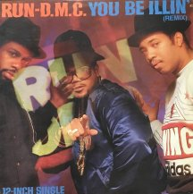 RUN D.M.C. / YOU BE ILLIN REMIX (USED)