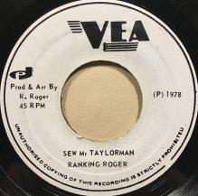 RANKING ROGER / SEW Mr TAYLORMAN (USED)