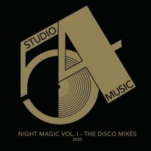STUDIO 54 MUSIC / NIGHT MAGIC VOL.1 THE DISCO MIXES 2020 (JKRIV)