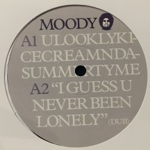 MOODY (MOODYMANN) / I GUESS U NEVER BEEN LONELY EP (USED)