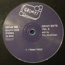 RAHAAN / ZERNELL / TIM MCALLISTER / GRIMY EDITS VOL 6 (USED)