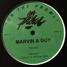 MARVIN & GUY / ESTACY (USED)