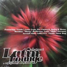 V.A. / ABSTRACT LATIN LOUNGE (A NITE GROOVES COMPILATION) -2LP- (USED)