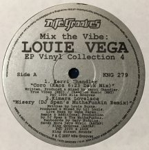 V.A. / MIX THE VIBE : LOUIE VEGA EP VINYL COLLECTION 4 (USED)