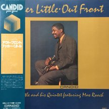 BOOKER LITTLE / OUT FRONT -LP- (USED)