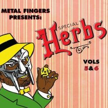 MF DOOM / SPECIAL HERBS VOLUME 5 & 6 (REISSUE) -2LP-