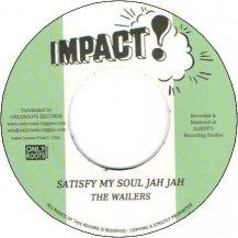 Bob Marley, Wailers / Satisfy My Soul Jah Jah