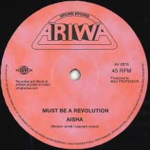 Aisha / Must Be A Revolutio
