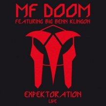 MF DOOM / EXPEKTORATION...LIVE