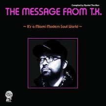 V.A. (RYUHEI THE MAN) / THE MESSAGE FROM T.K.
